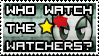 Watch the Watchers stamp by Tursy