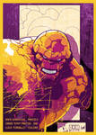 The Thing - Colors