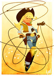Cowgirl Dance