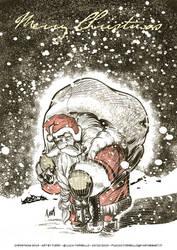Merry Xmas by Tursy