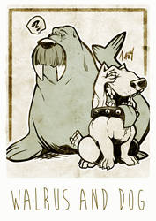 Walrus and Dog