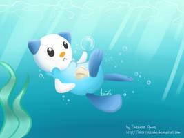 Mijumaru - Underwater World by lolicrescendo