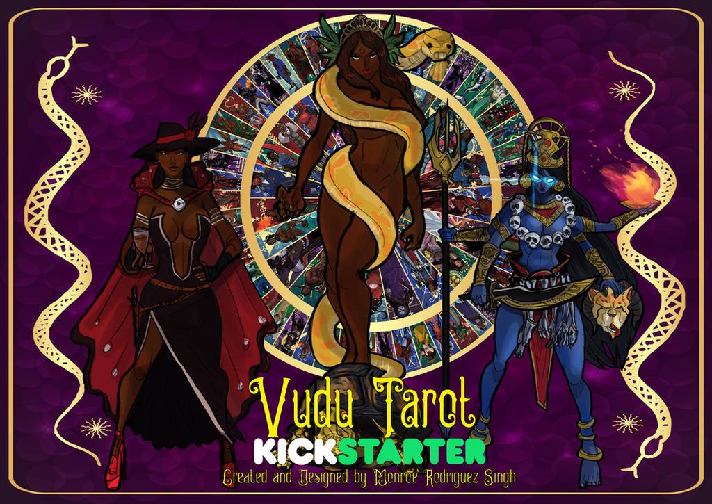 Vudu Tarot Limited Edition by fenixcsmar