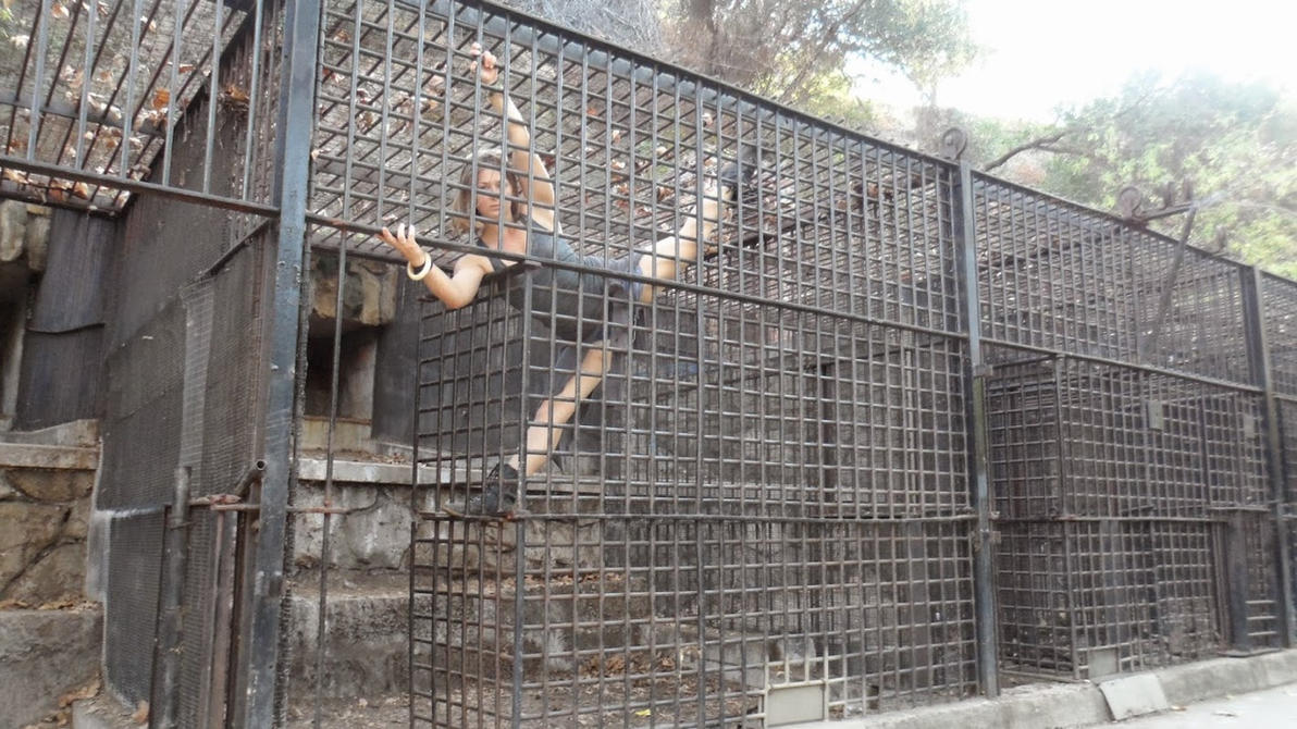 Caged by BlackeningMist