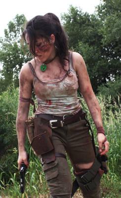 Tomb Raider : A survivor is born