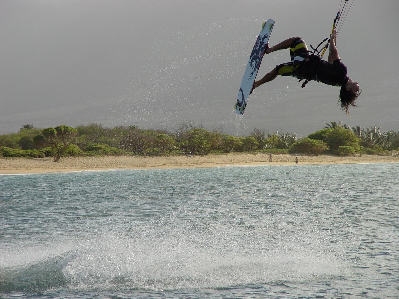 Kitesurfing 142 by ToastSYN