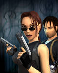 Tomb Raider and the angel of darkness Render (2)