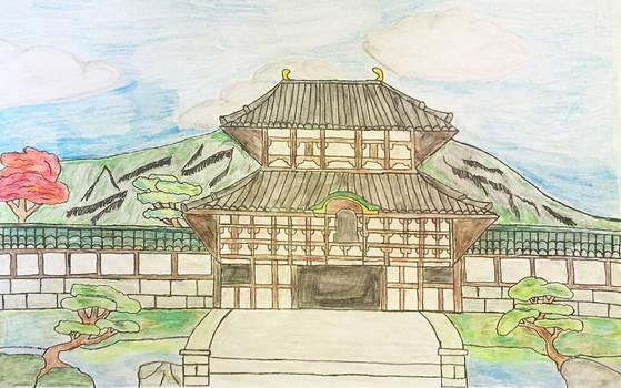 Path to the Zen Garden