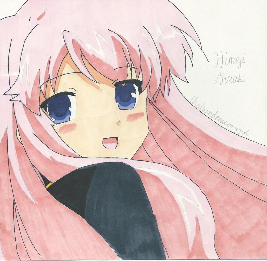 Himeji Mizuki by thatrandomcrazygirl