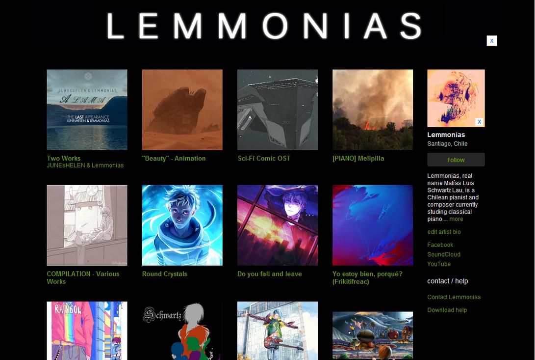 LEMMONIAS by Lemmonias