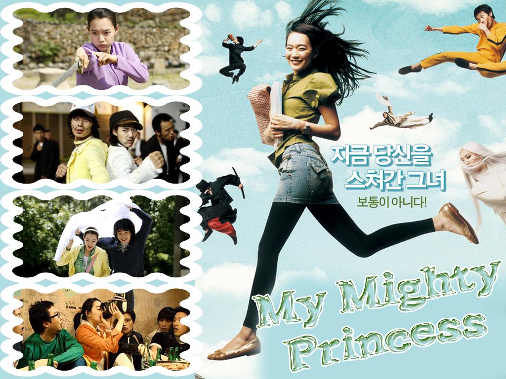 Korean movie review: My Mighty Princess | Love, Amber