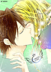 Rockin' Heaven - Kiss by Debyh-Sama