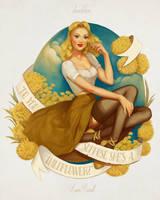 Dandelions by andrada-art