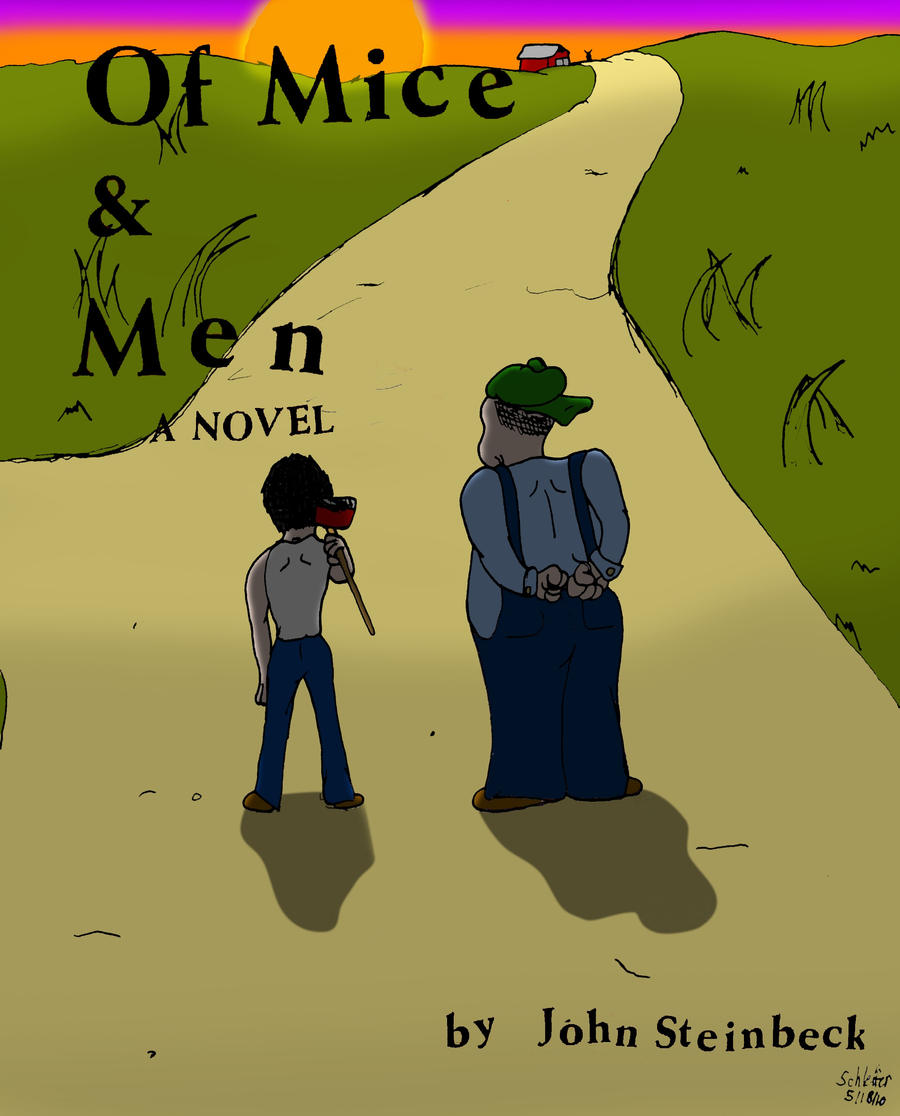 of mice and men george s challenges John steinbeck's novel of mice and men the book has undergone challenges one of the justifications for banning of mice and men in george.