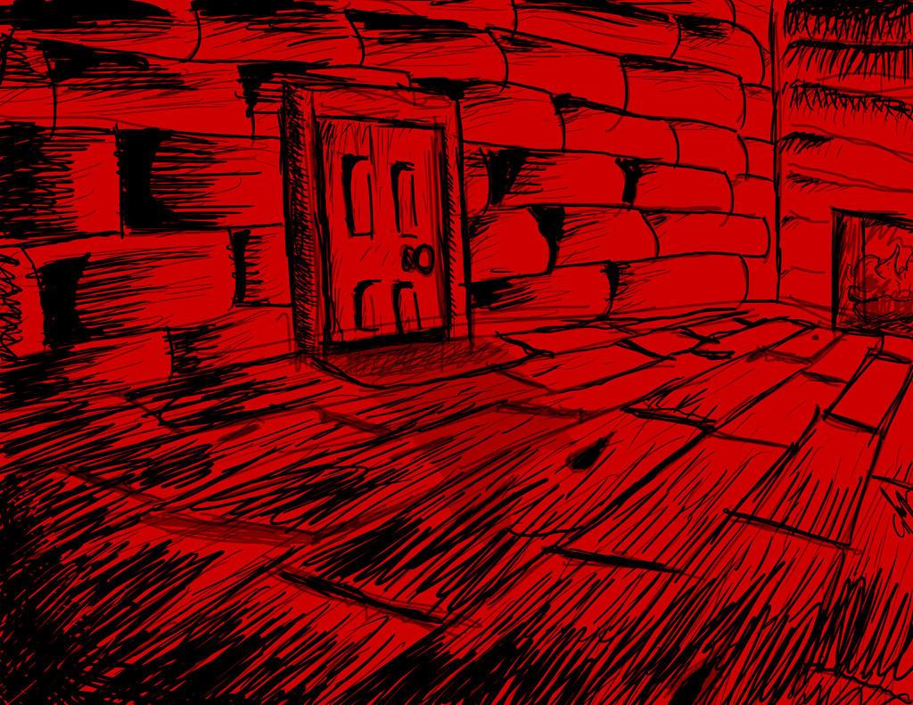 Song Red Door Paint Black