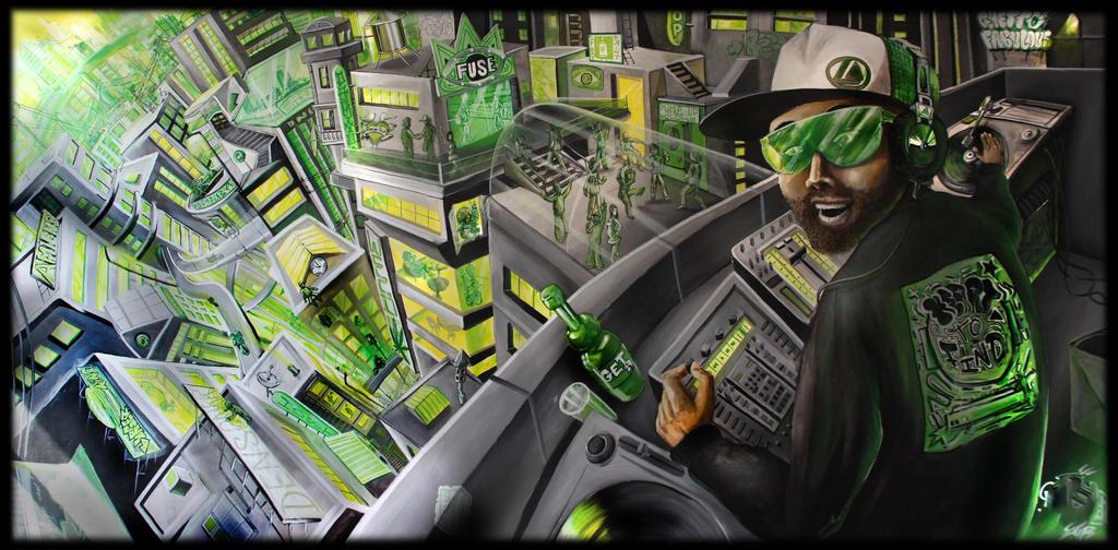 """<b>graffiti</b>: <b>Graffiti DJ</b> """"- 3D <b>Graffiti</b> Design """"-"""