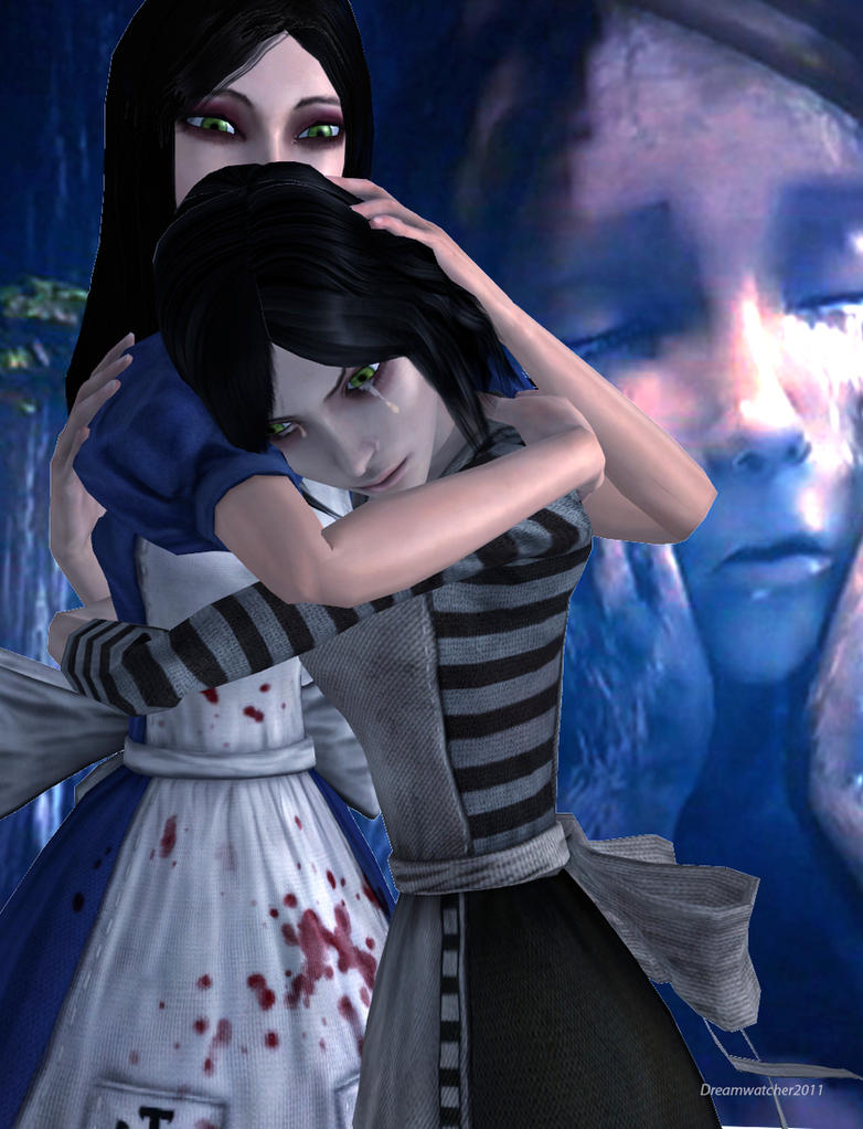 Alice Madness - Let me cry by Dreamwatcher2011