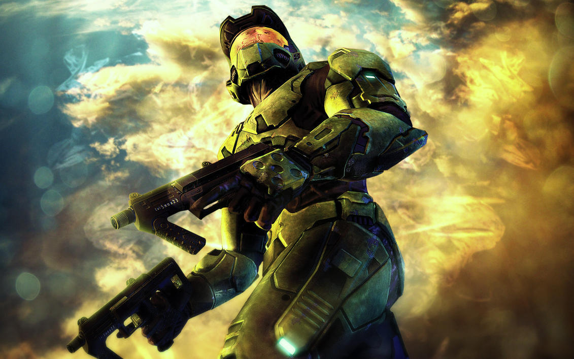 Halo 2 By SxyfrG