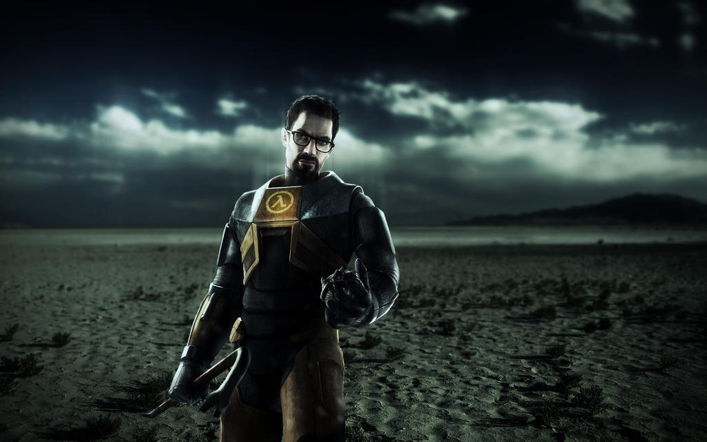Half Life 2 Wallpaper2 by SxyfrG