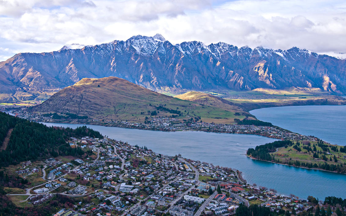 Queenstown by SxyfrG
