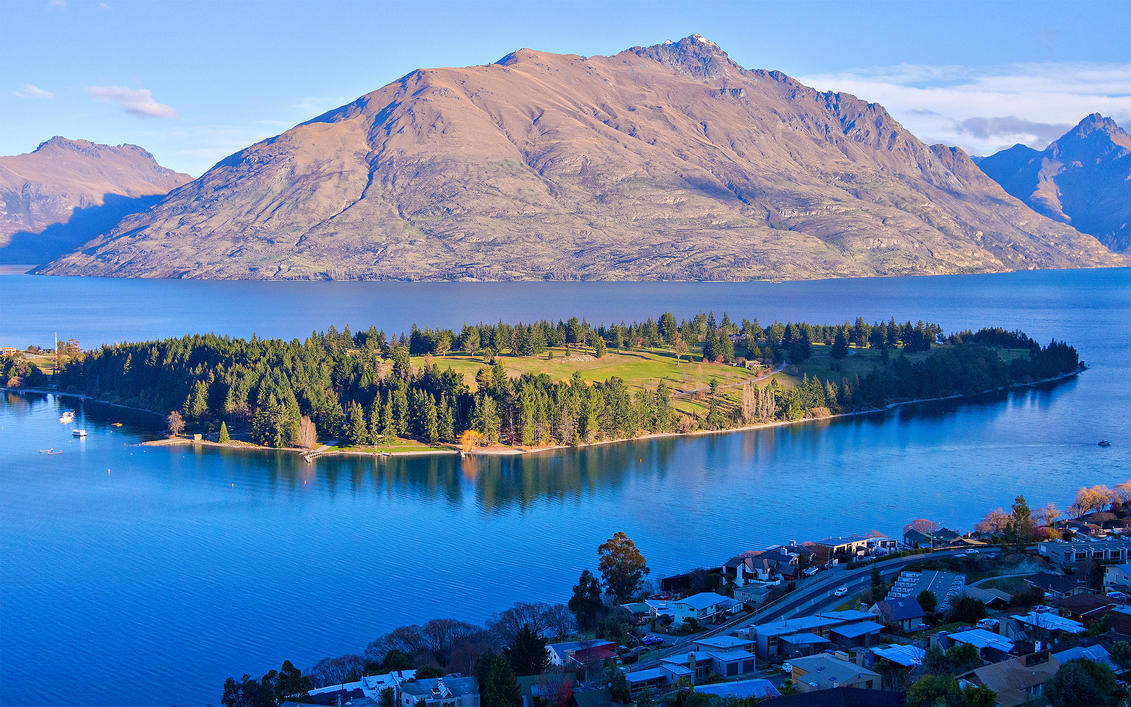 Queenstown 2 by SxyfrG