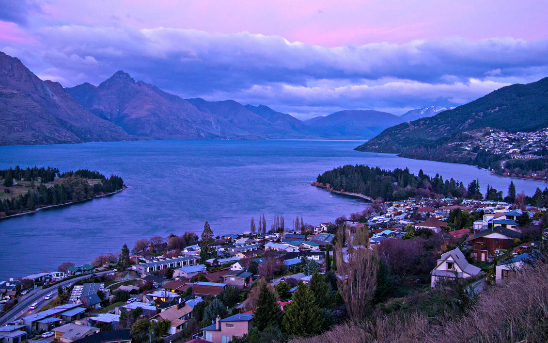 Queenstown 3 by SxyfrG
