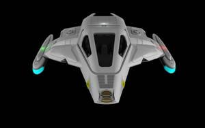 Shuttlecraft by lady-die