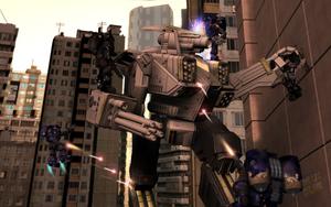 Battletech / MechWarrior Elemental Attack by lady-die
