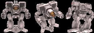 Battletech / MechWarrior Timber Wolf - Madcat MkI