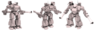 Battletech / MechWarrior Warhammer v2