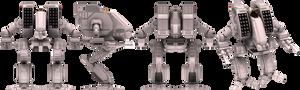 Battletech / MechWarrior Mad Dog Prime