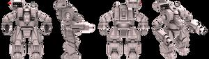 Battletech / MechWarrior Hellbringer Prime