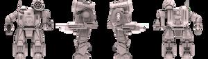 Battletech / MechWarrior Summoner Prime