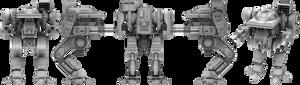 Battletech / MechWarrior Warhawk