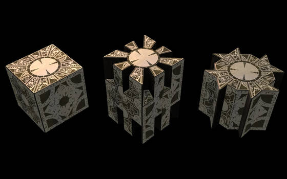 Hellraiser - Puzzlebox