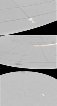 Learning Blender: U.S.S. Enterprise 7
