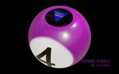 Magic 4 Ball (Happy April Fools Day)