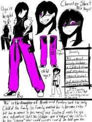 MG character sheet by nightpandora