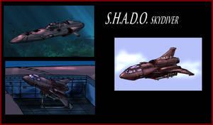 SHADO Skydiver