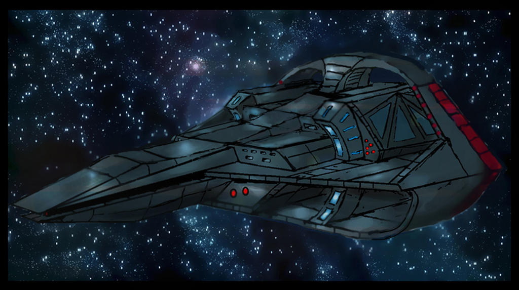 Raven Class Dominator. by Andared