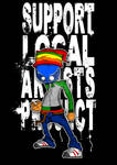 Support Local Artists Project