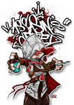 Snapback Ezio Assasin Creed