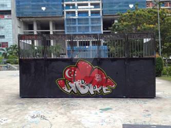 Libre-skatepark