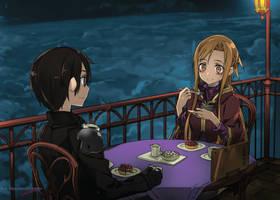 Night date by RikuSempai