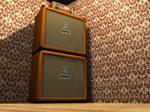 Orange Amp Render 4