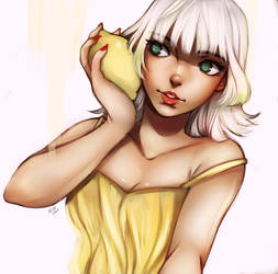Lemon Copy by erlishie