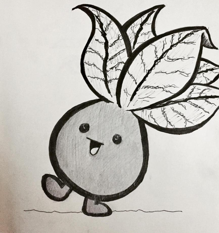 Happy Bulb by SCopper9