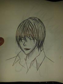 Light Yagami- Death Note by KingUchia666