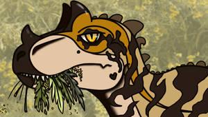 The voodoo ceratosaurus