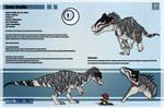 OC reference Allosaurus